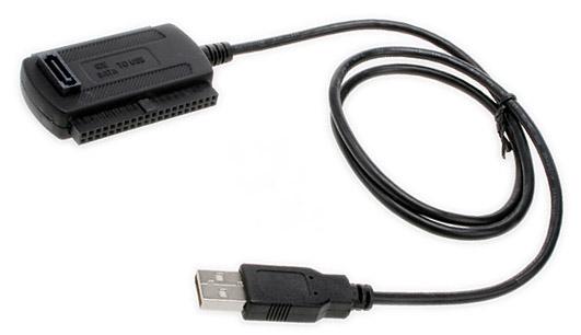 Переходник USB SATA/IDE
