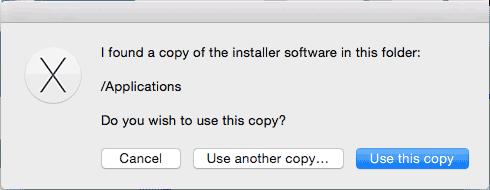 Выбор дистрибутива OS X