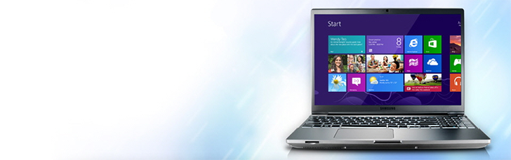 Windows 8-ni Samsung noutbukiga o'rnatish