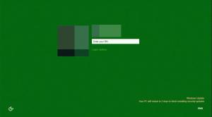 Вход в Windows 8