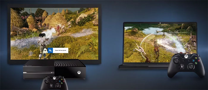 Игры на xBox и ПК с Windows 10